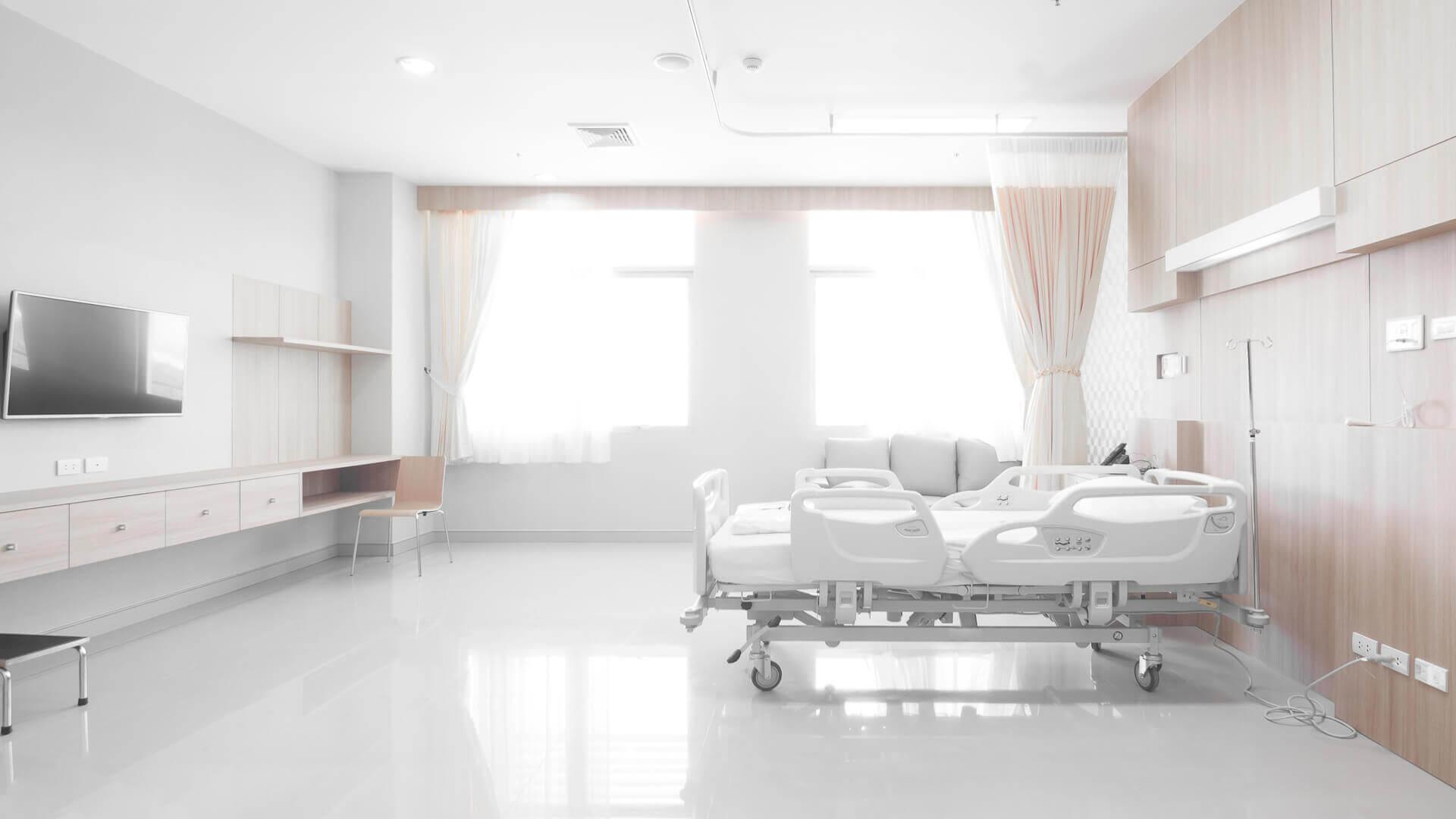 Ein-Bett-Zimmer Krankenhauszusatzversicherung