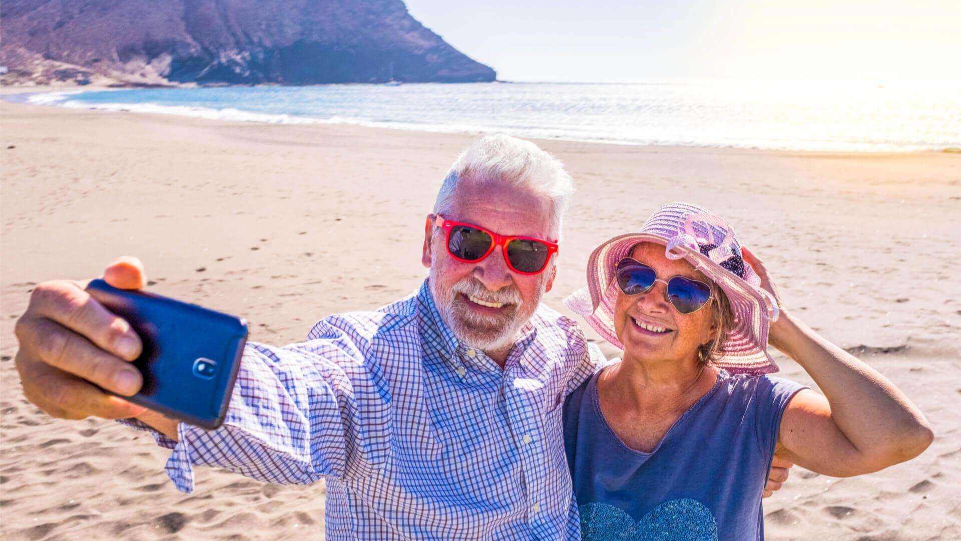 Gut für das Alter und die Rente vorgesorgt
