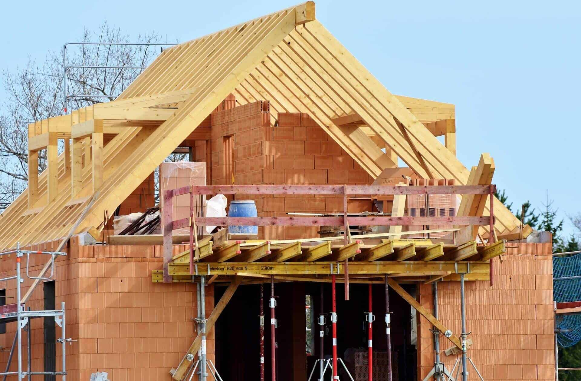 Immobilienfinanzierung Hausbau