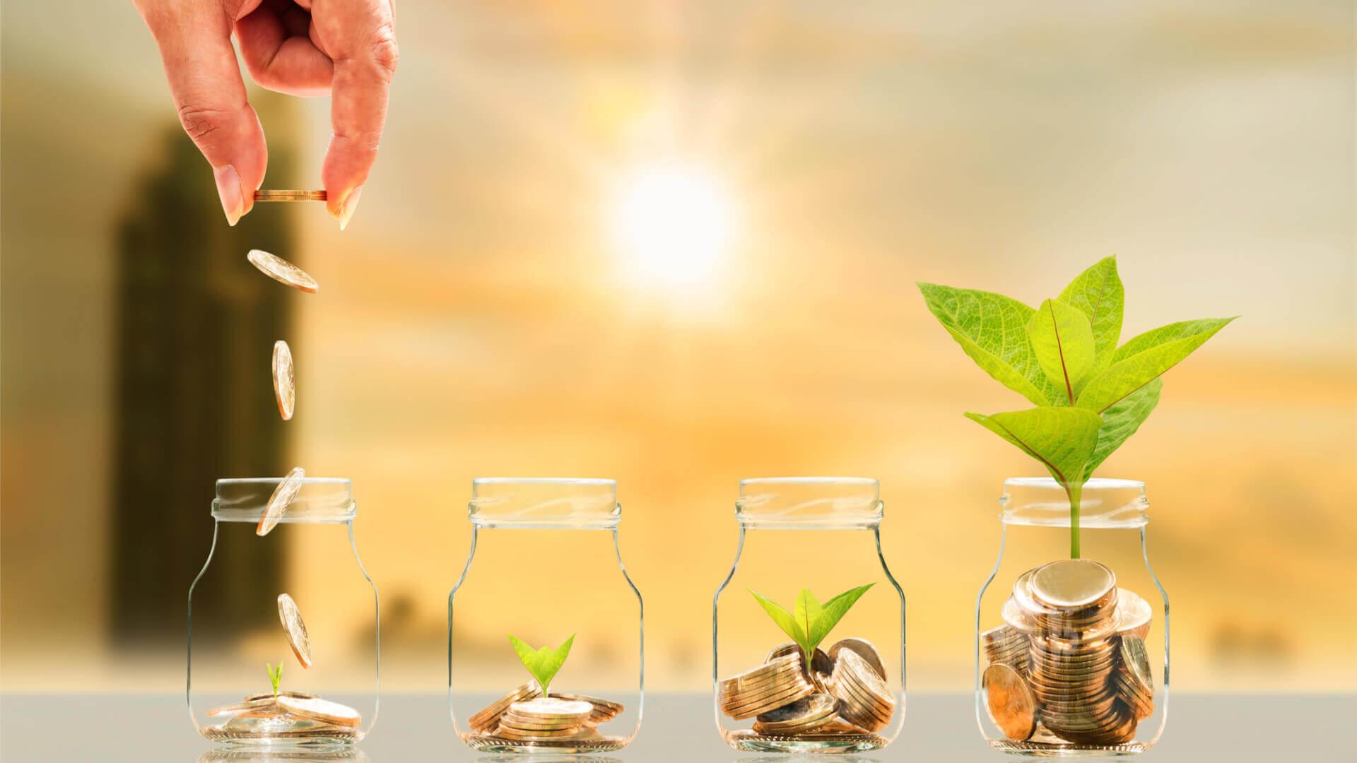 Nachhaltige ökologische ESG Altersvorsorge Rentenversicherung