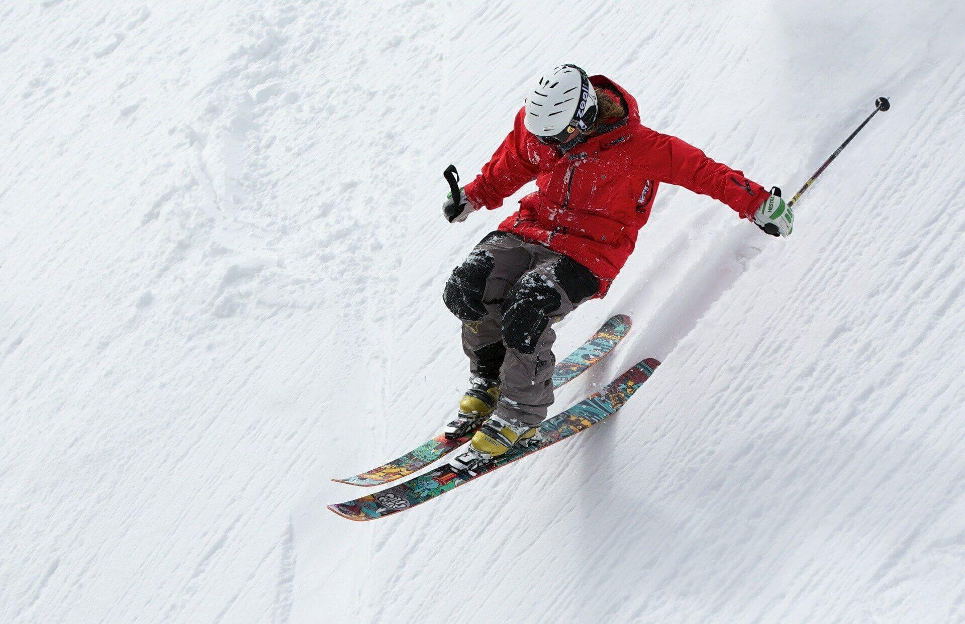 Reisekrankenversicherung Wintersportler